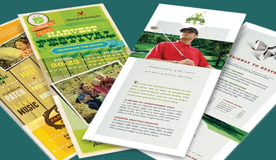 4x9 Rack Cards, Brochures, Flyers - Design Ideas & Examples