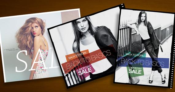 Business Marketing Templates – Retail & Sales