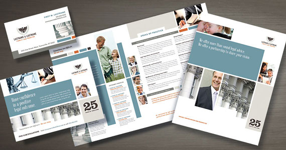 Family Law Attorneys Brochures, Flyers, Datasheets