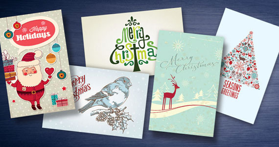 Holiday Greeting Card Designs