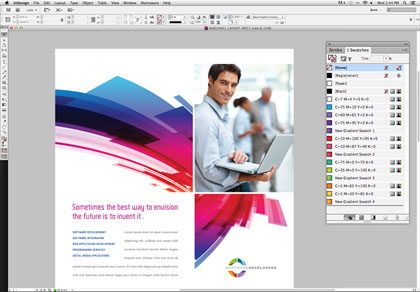 stocklayouts graphic design templates brochures flyers