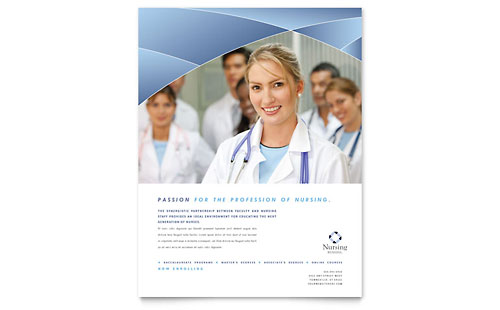 Medical & Health Care Flyers | Templates & Designs