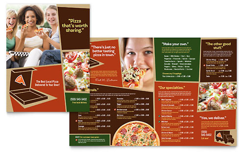 Pizza Pizzeria Restaurant Menu
