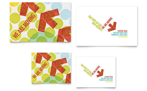 Note Card Templates - Indesign, Illustrator, Publisher, Word