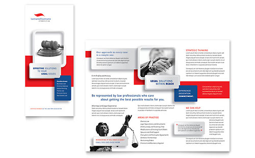 Justice Legal Services Brochure