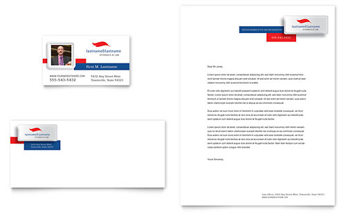 legal services letterheads templates design examples