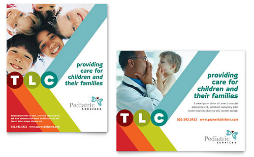 Physicians Office | Poster Templates | Medical & Health Care