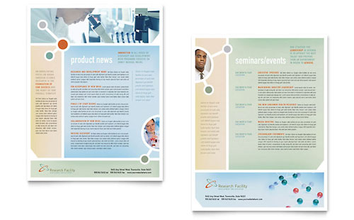 Medical Research Datasheet
