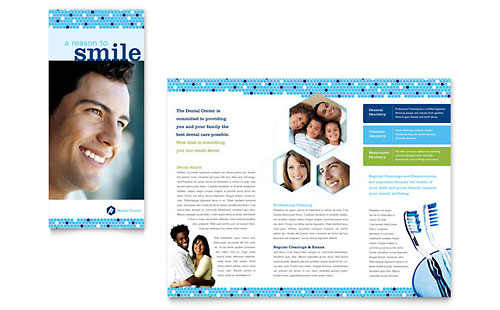 Dentistry & Dental Office Brochure