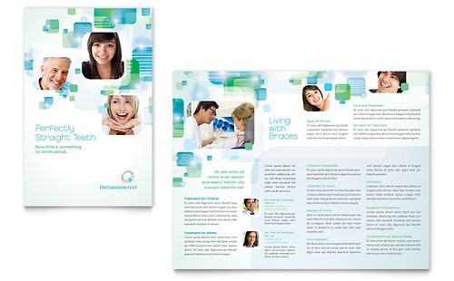 Orthodontist Brochure