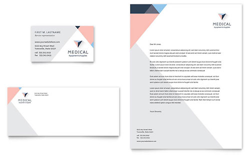 Medical & Health Care Business Cards | Templates & Designs