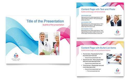 insurance consulting powerpoint presentation - Powerpoint Brochure Templates