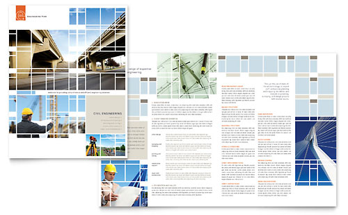 Civil Engineers Brochure