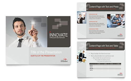 Marketing Agency Presentations  Templates  Graphic Designs