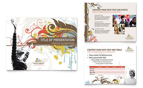 Religious & Church Presentation Template