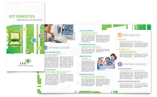 ISP Internet Service Brochure