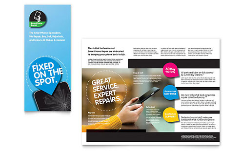 Technology Brochures  Templates  Designs