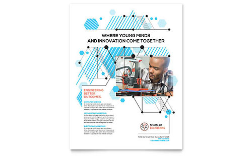Computer Engineering Flyer
