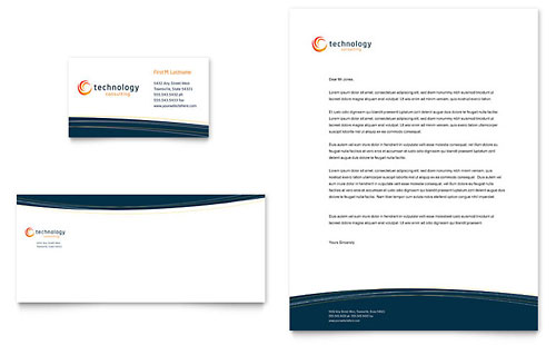 Free Sample Business Card & Letterhead Design