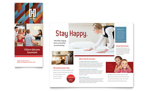 Hotel Brochure Word Template
