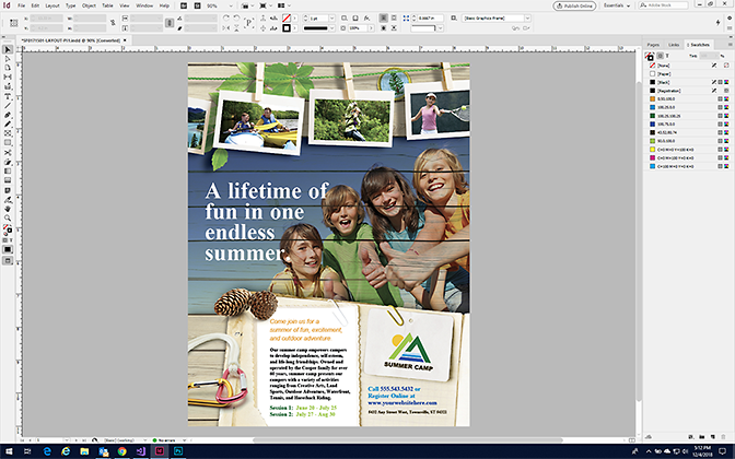make a flyer design your own flyers stocklayouts