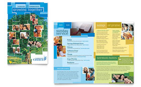 Coreldraw templates brochures flyers stocklayouts for Coreldraw brochure templates
