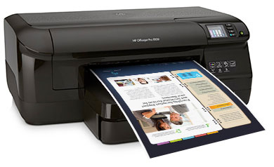 Print Custom Design In-House on Color Printer