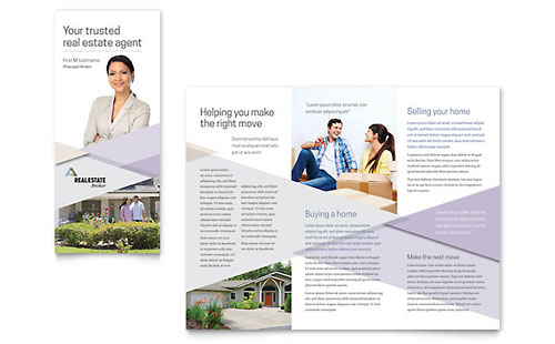 Real Estate Brochure Templates & Examples