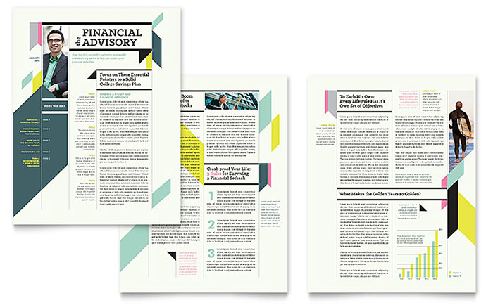 Corporate Newsletters  Templates  Graphic Designs