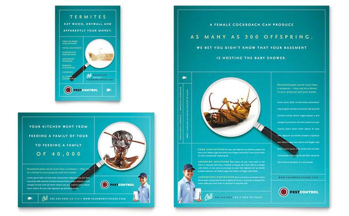 word brochure template tri fold free
