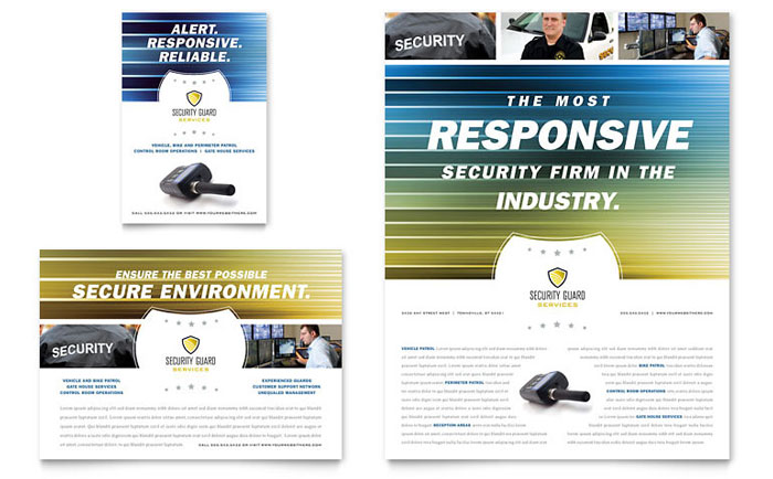 free security guard training guide