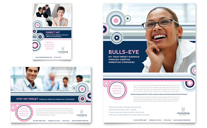 company flyer templates