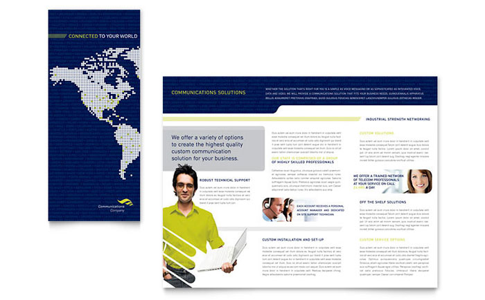 Wonderful Brochure Design Ideas