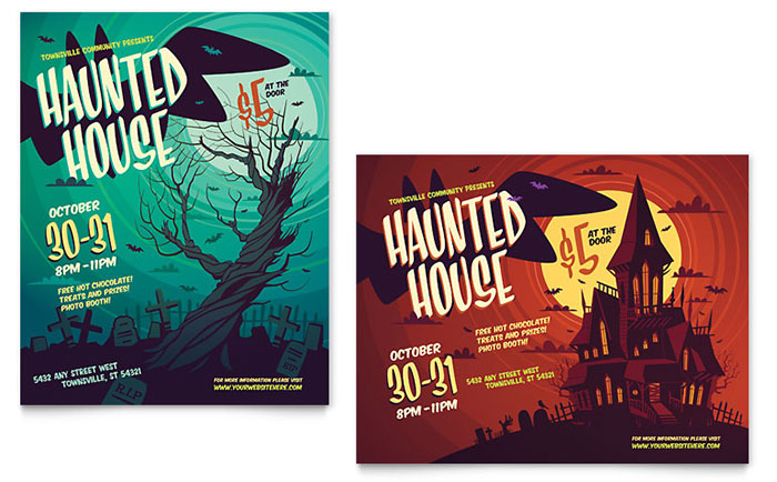 The Halloween House Book