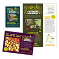 Farmers Market Flyer & Ad Designs