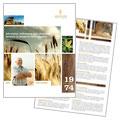 Farming & Agriculture Brochure Design