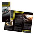 Trucking & Transport Brochure Design