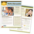 Child Development Center Newsletter Design