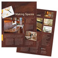 Home Remodeling Datasheet Design