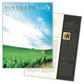 Winery Letterhead & Business Card Design