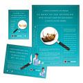 Pest Control Flyer & Ad Design
