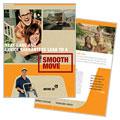 Moving Company Brochure Design