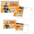 Moving Company Postcard Design