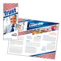 Political Campaign Tri Fold Brochure Design