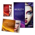 Makeup Artist Flyer & Ad Design