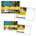 Insurance Agent Postcard Design