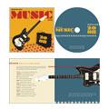 Live Music Festival CD Booklet & Imprint Design