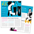 Church Outreach Newsletter Design