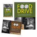 Holiday Food Drive Flyer & Ad Design