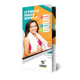 Tri-Fold Brochure Design Templates